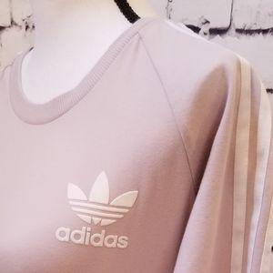 Adidas Strip Bodycon Athletic Dress